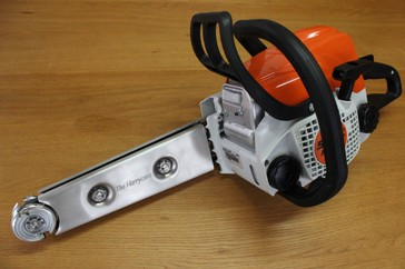 Harrycane lang mit Stihl MS 170 Komplettkit / Ready to Start Kit with a Stihl MS 170 and the Harrycane long